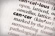 Dictionary Series - Health: cancer