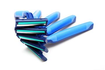 Blue Razors