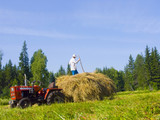 Haymaking in Siberia 16