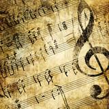 Fototapeta muzyka - muzyczny - Inne