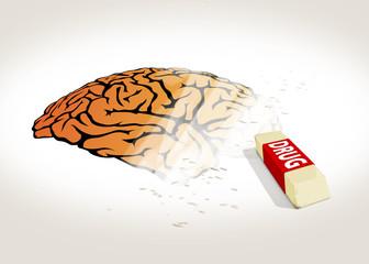 The Drug erase your mind