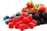 Fototapety Assorted summer berries