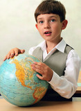 Pupil & globe poster