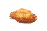 Chicken Wing in Spicy Honey Cajun Flavor Style poster
