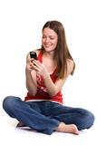 Sending sms poster