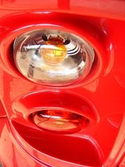 Faro posteriore minicar