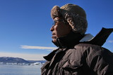 Inuit hunter from East Greenland