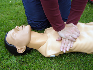 First Aid Training 4