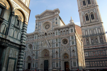Duomo de Florence en Toscane