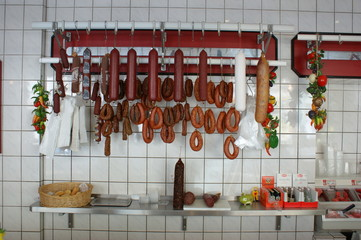 Fleischerladen