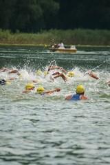 triathlon - nuoto