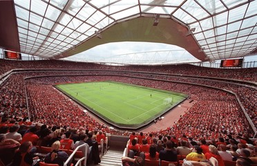 Emirates Football Stadium View
