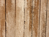 old natural damaged wood wall texture with cracks poster