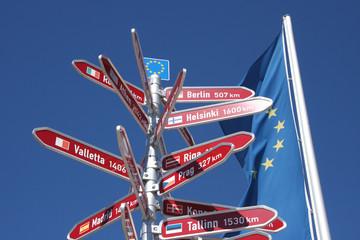 Europas Weg