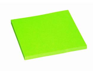 post-it bloc vert