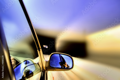 speed drive blurred transportation background