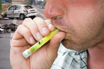 Sécurité routière - contrôle alcoolémie et alcootest