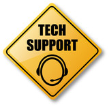Technical Support poster