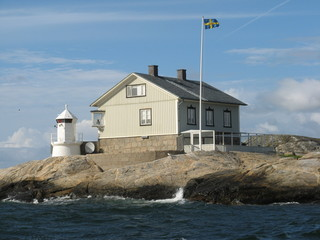 Beautiful Swedish house by the sea