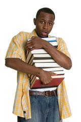 Overwhelmed Student