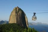 Fototapete Rio de janeiro - Brasilien - Hügel