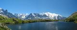 Fototapety Lac de Cheserys, Chamonix, France