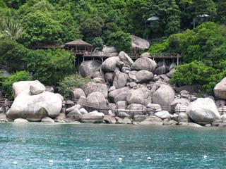 Beautiful home at the beach, Ko Thao Island, Thailand
