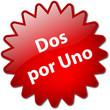 """Dos por Uno"" stamp"