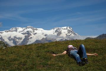 Relax in alta montagna