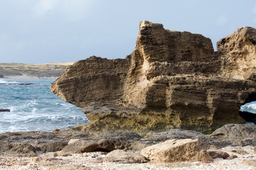 cave of the Mediterranean Sea