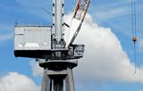 gru di cantiere navale poster