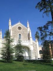 Iglesia de los Geronimos, Madrid