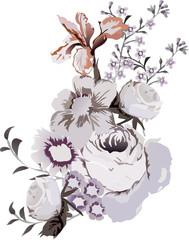 light flower ornament