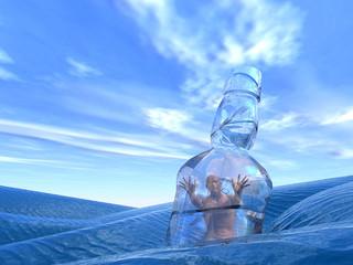 Dive bouteille
