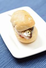 Fischbrötchen