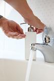 Fototapety Hände waschen