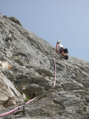 Klettern im Gebirge II