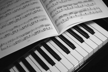 Noten Klavier Musik