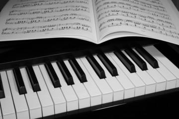Klavier Musiknoten