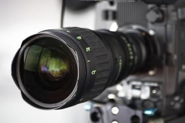 high definition hd cam camera lens close up