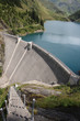 escalier du barrage