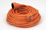 Coiled Extension Cord poster