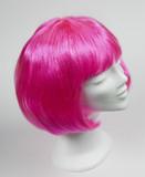 Pink wig poster