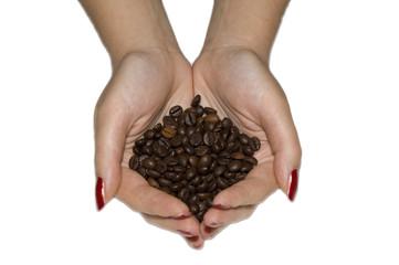 Straight Handful of Coffee