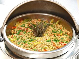 couscous, internationale cuisine, bankett gastronomie