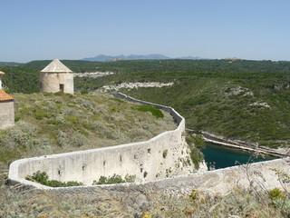Fortification de Calvi