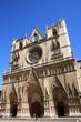 cathédrale saint jean, lyon