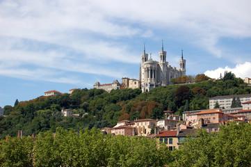 colline de Fourvière et sa basilique