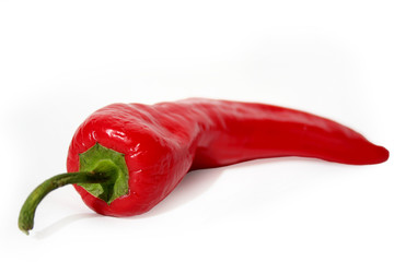 red sharp pepper