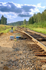 railway leavings  far ways  its time to journey